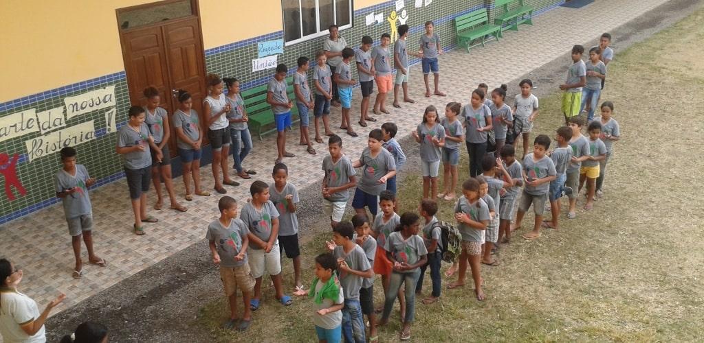 La preghiera prima delle lezioni